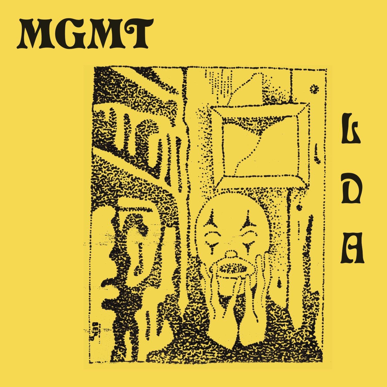 MGMT - Little Dark Age [2xLP]