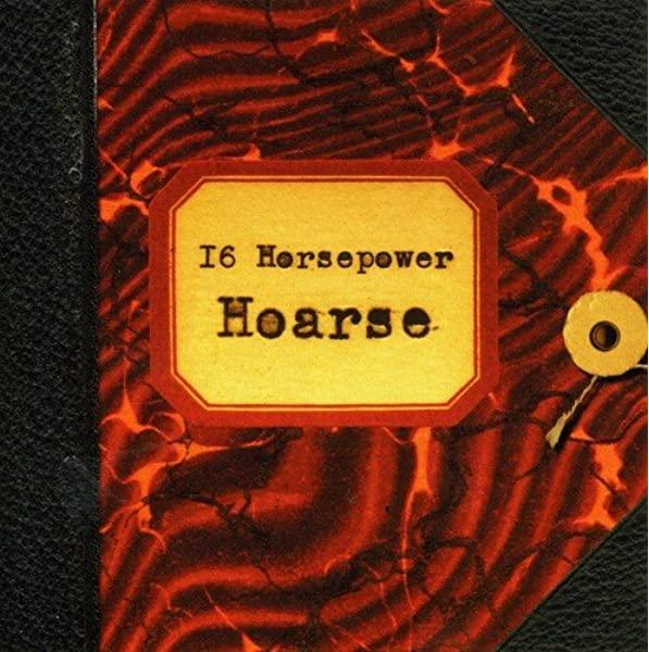 16 Horsepower - Hoarse [2xLP+CD]