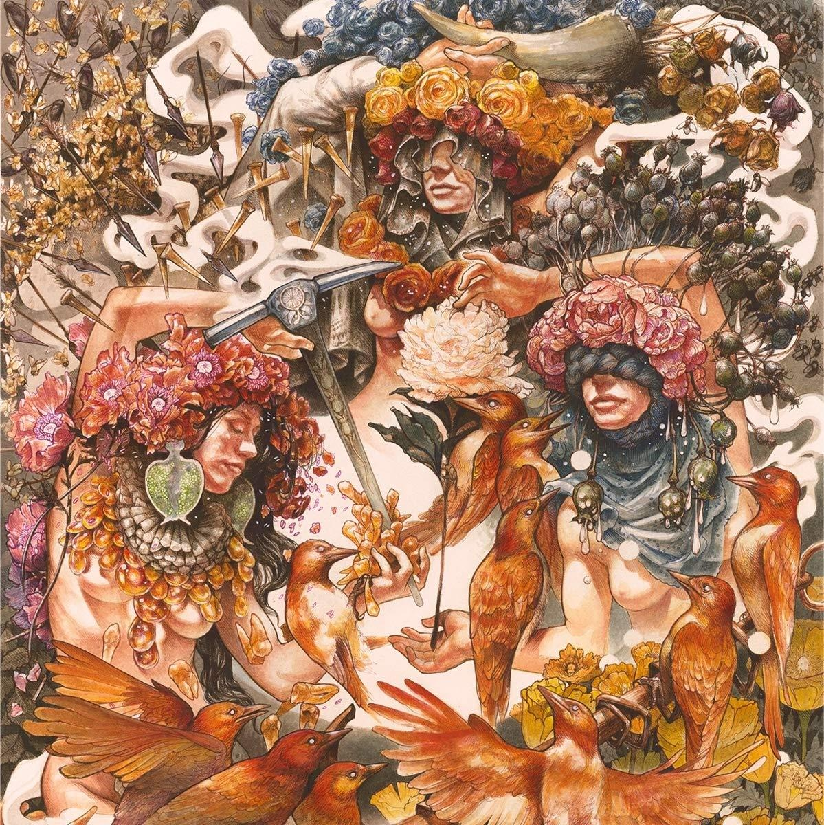 Baroness – Gold & Grey [LTD 2xLP]