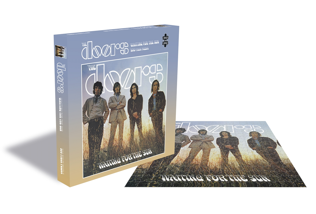 The Doors - Waiting For The Sun [Puslespill] (500 Brikker)