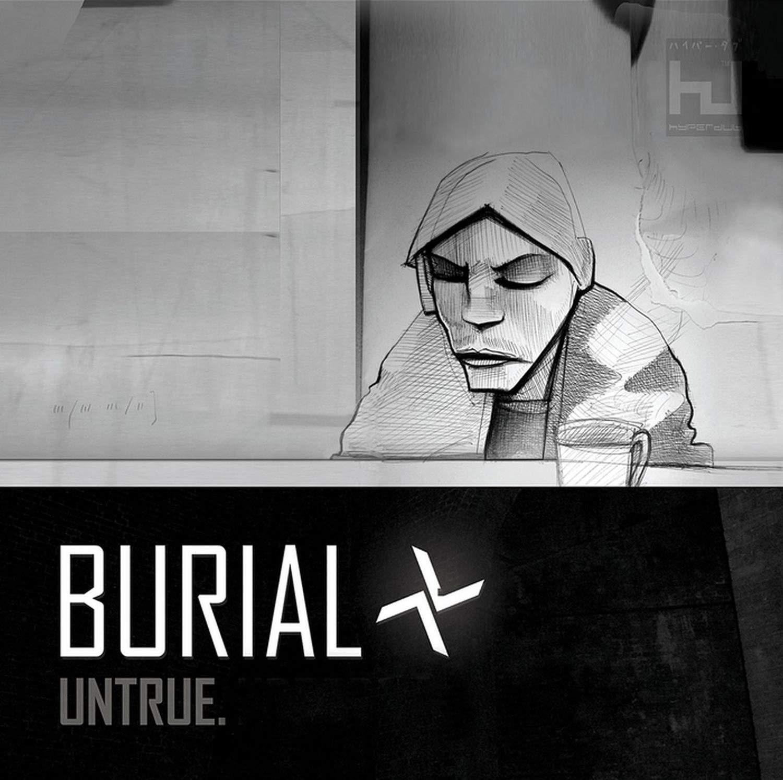 Burial - Untrue [2xLP]