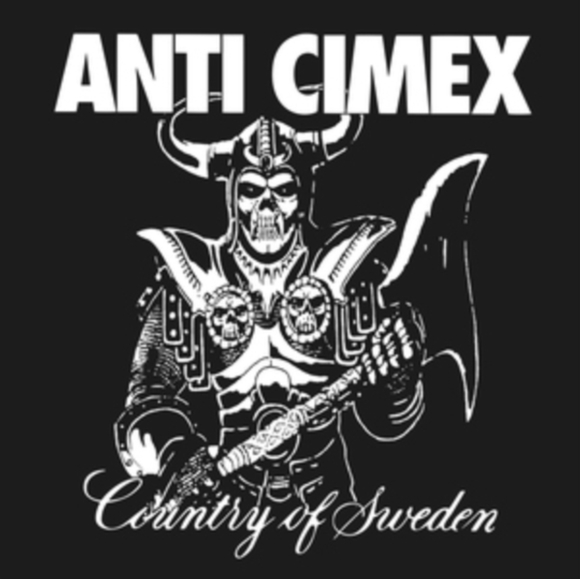 Anti Cimex - Absolut Country Of Sweden [LP]