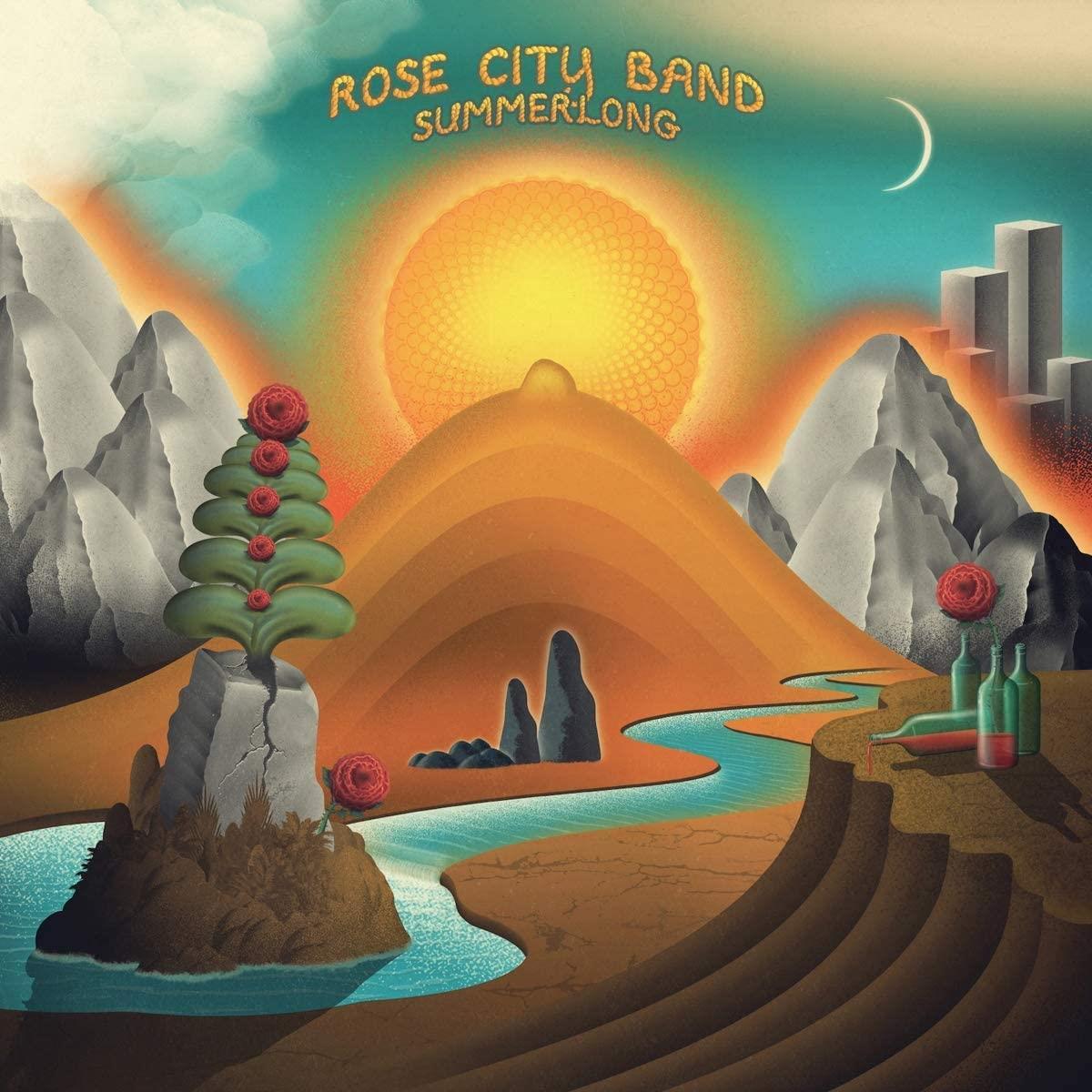 Rose City Band - Summerlong [LP]
