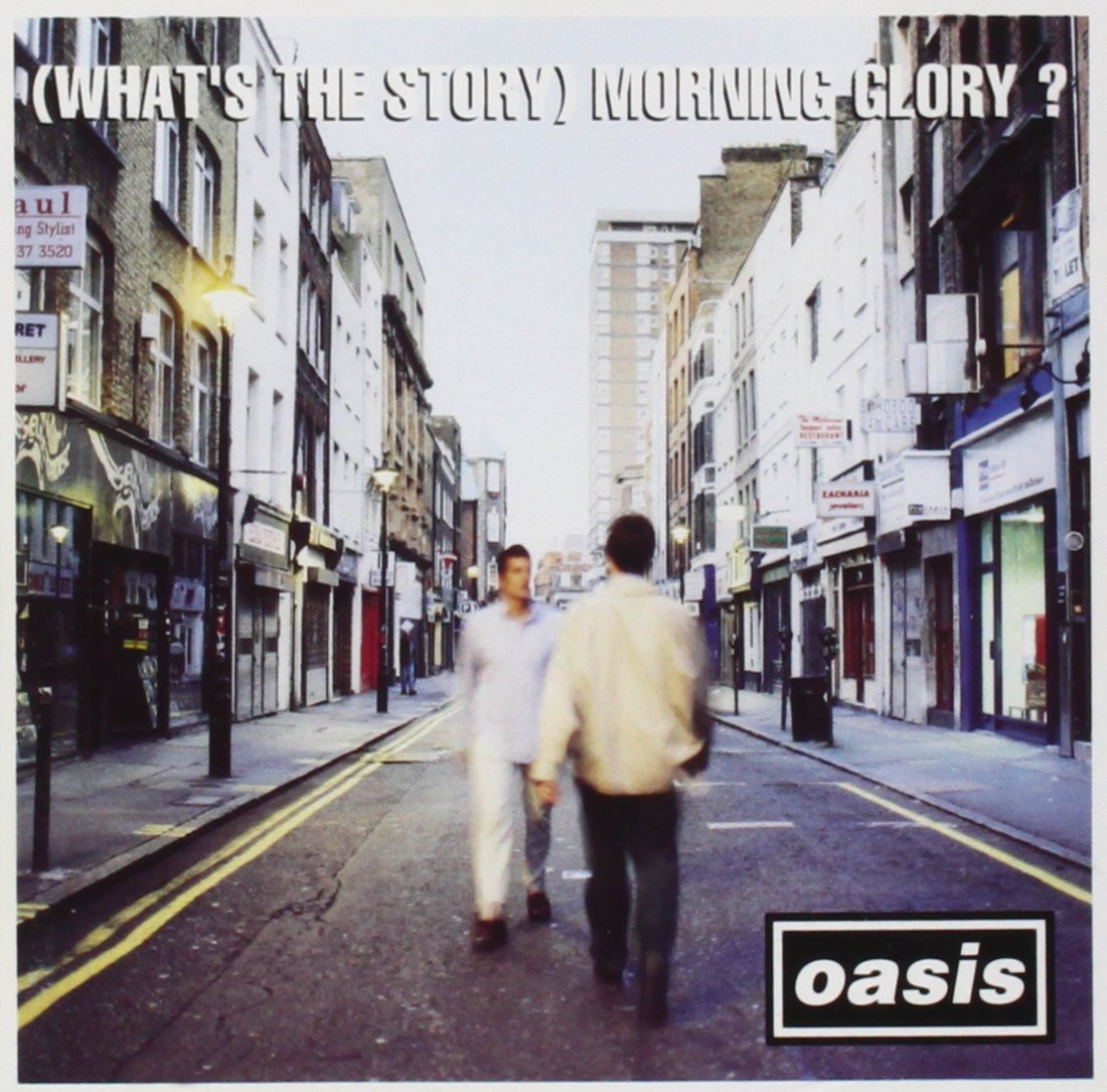 Oasis - (What's The Story) Morning Glory? [2xLP]