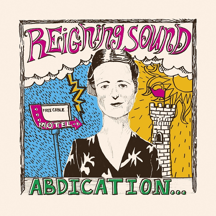 Reigning Sound - Abdication... For Your Love [LP]