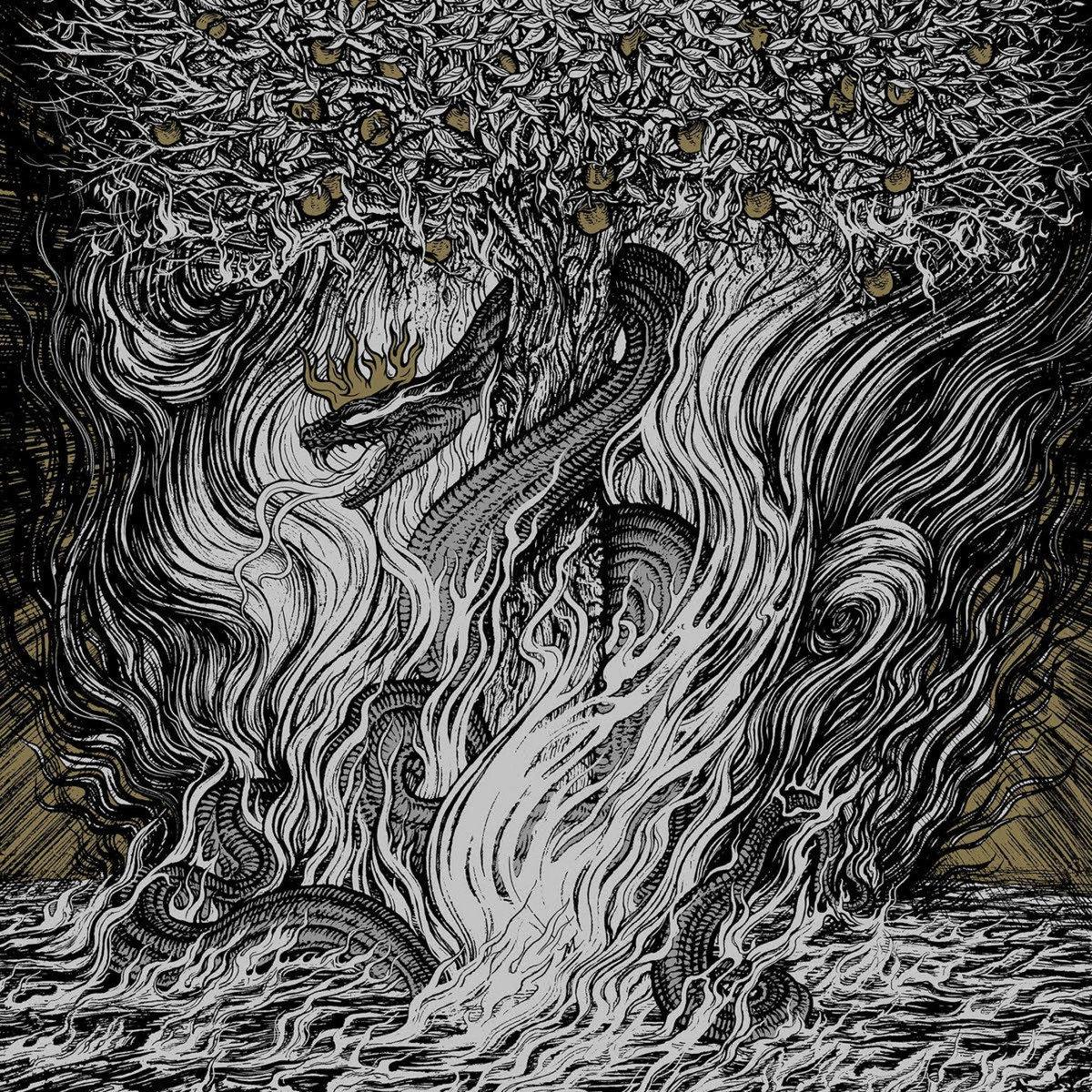 Deus Mortem - The Fiery Blood [LP]