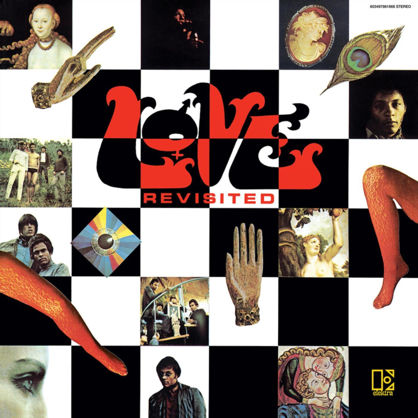 Love - Revisited [LTD LP]
