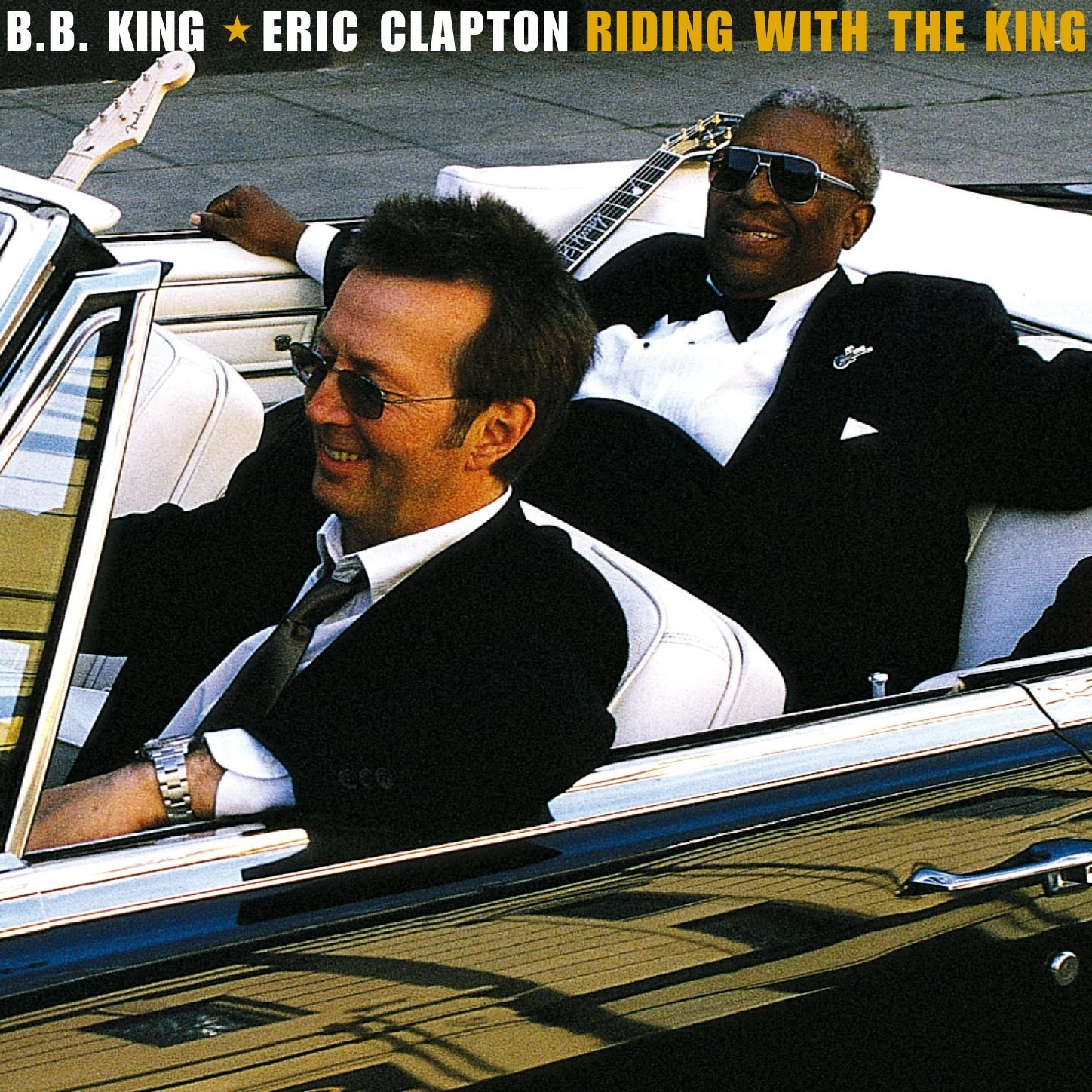 B.B. King & Eric Clapton - Riding With The King [2xLP]