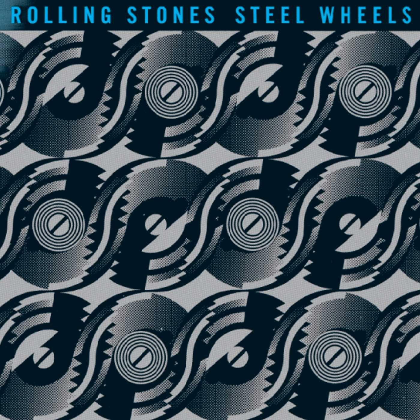 The Rolling Stones - Steel Wheels [LP]