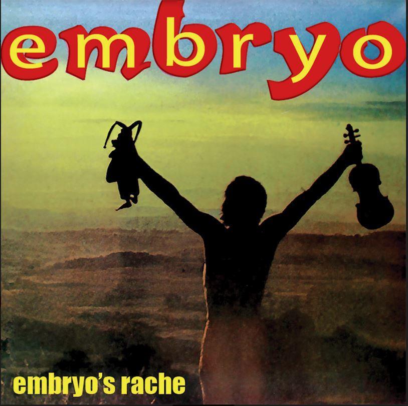 Embryo - Embryo's Race [LP] (Random Color Vinyl)