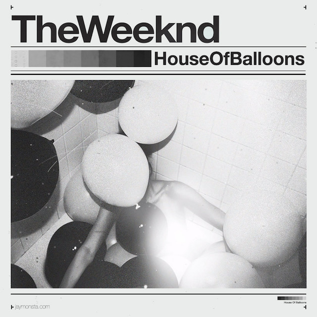 The Weeknd - House Of Balloons [2xLP]