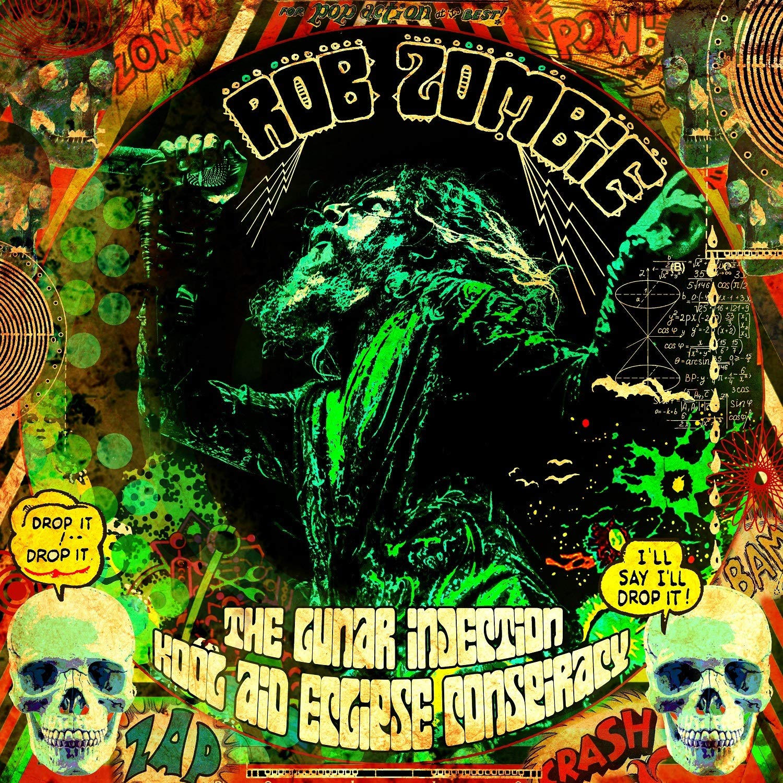 Rob Zombie - The Lunar Injection Kool Aid Eclipse Conspiracy [LTD LP] (Splatter vinyl)