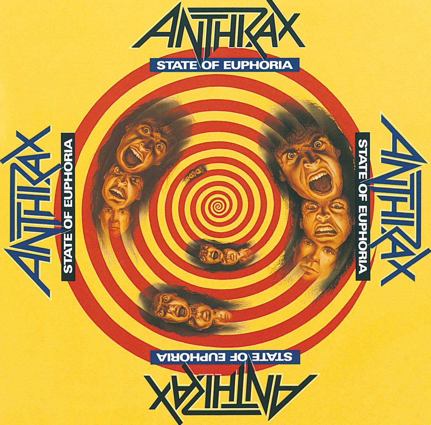 Anthrax - State Of Euphoria [2xLP]