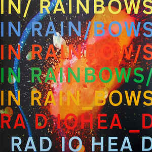 Radiohead - In Rainbows [LP]