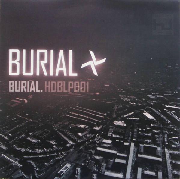 Burial - Burial [2xLP]