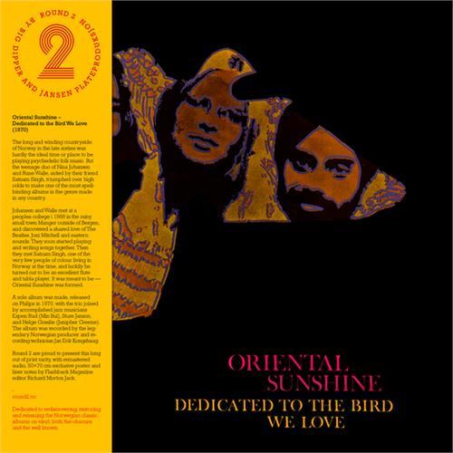 Oriental Sunshine - Dedicated To The Bird We Love [LP]