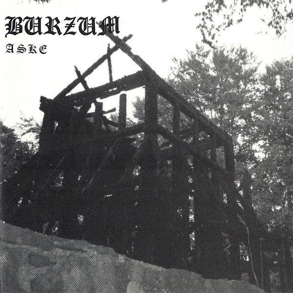 Burzum - Burzum / Aske [2xLP]