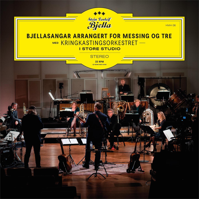 Stein Torleif Bjella - Bjellasangar Arrangert For Messing Og Tre – Med Kringkastingsorkesteret