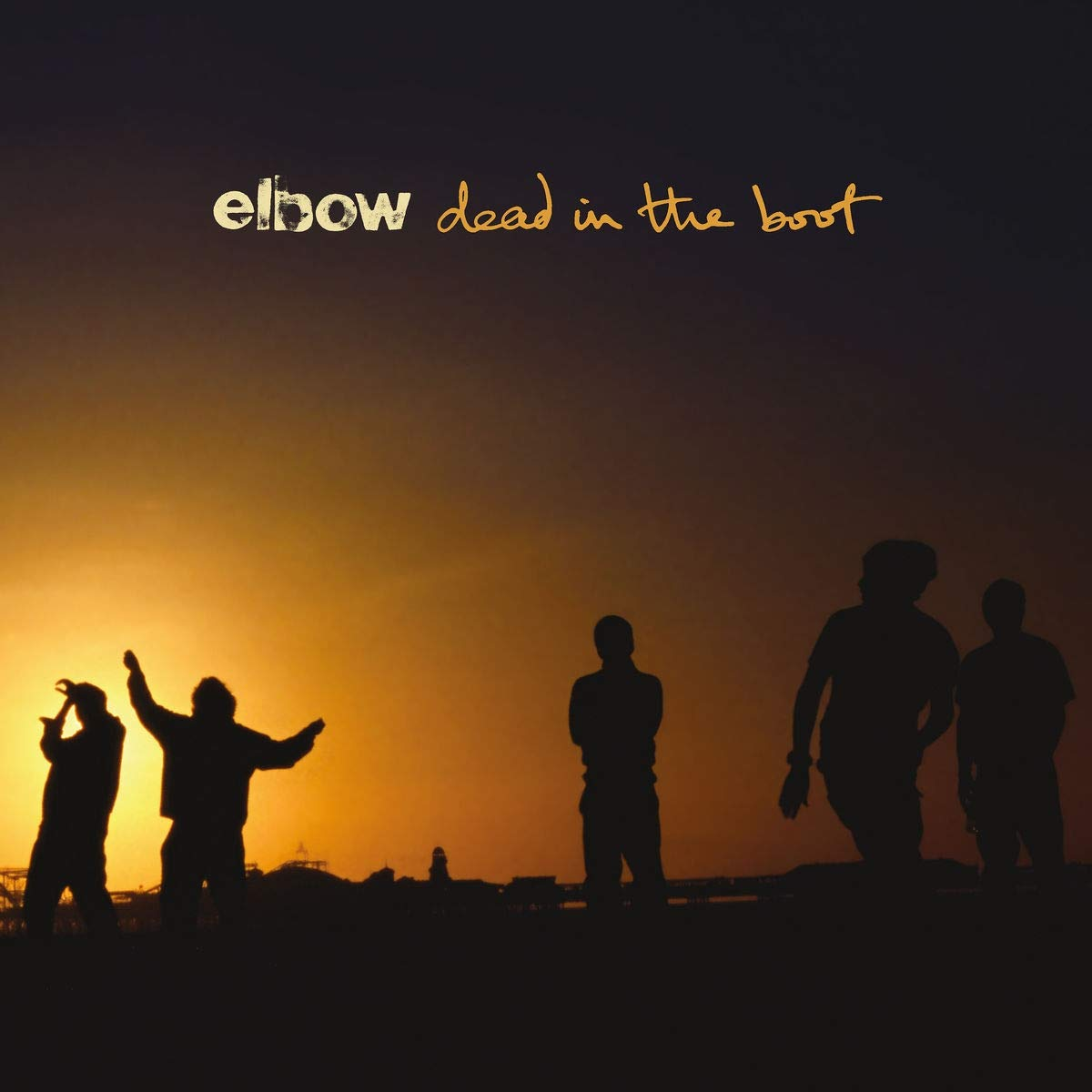 Elbow - Dead In The Boot [LP]