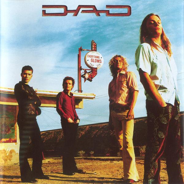 D-A-D - Everything Glows [LP]