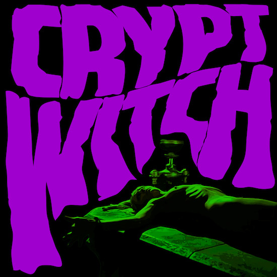 Crypt Witch - Bad Trip Exorcism [LP]