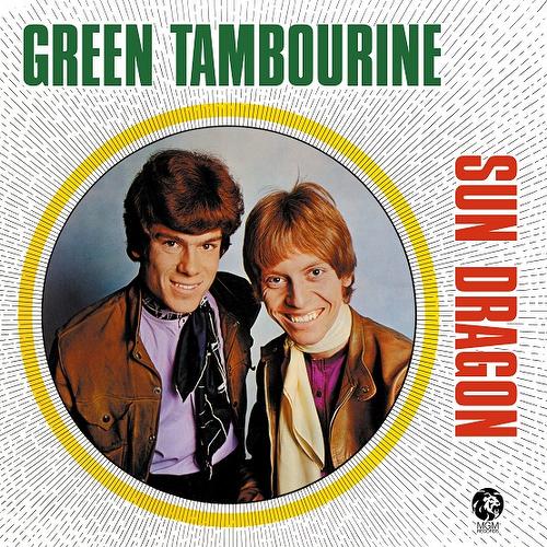 Sun Dragon - Green Tambourine [LTD LP] (RSD21)