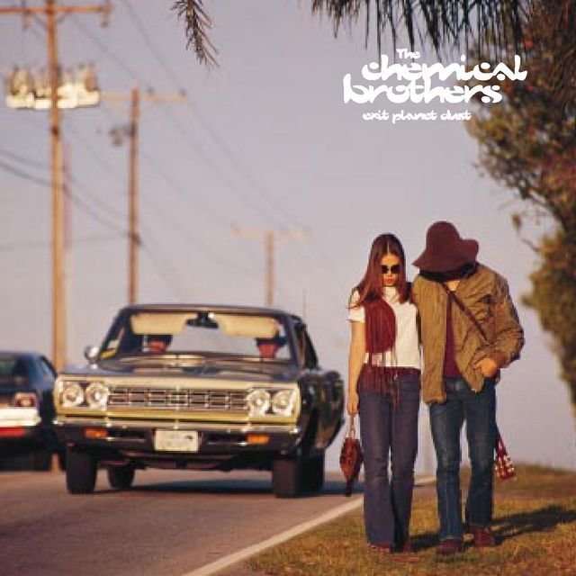 The Chemical Brothers - Exit Planet Dust [2xLP]