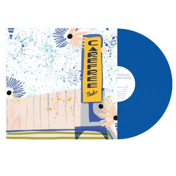 Surfer Blood - Carefree Theatre [LTD LP](Blue vinyl)