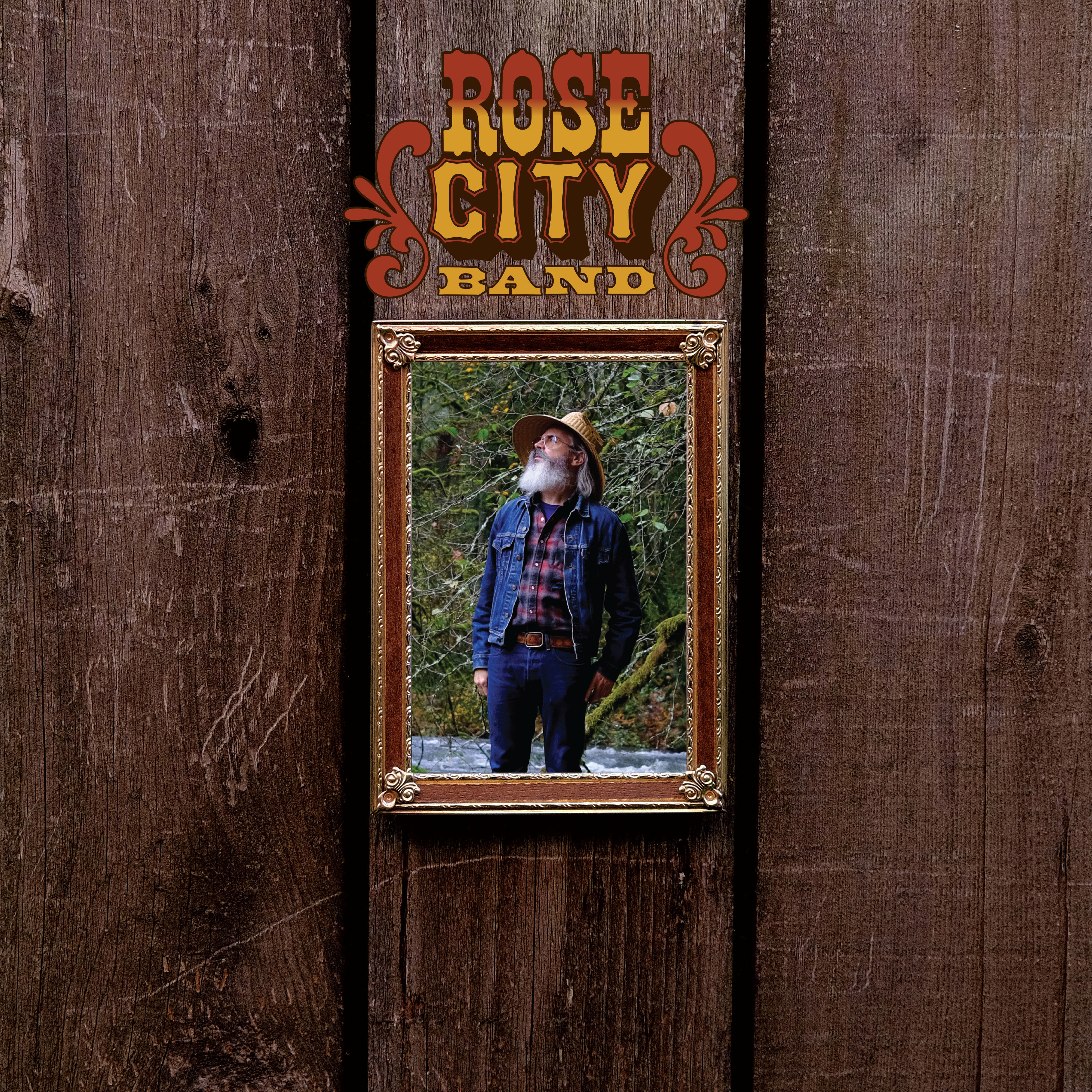 Rose City Band - Earth Trip [LP]