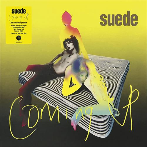Suede - Coming Up (25th Anniversary Edition) [LP]