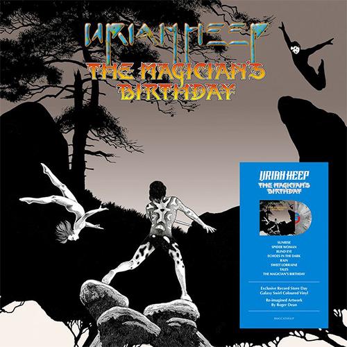 Uriah Heep - The Magician's Birthday [LTD LP] (galaxy swirl vinyl) (RSD21)