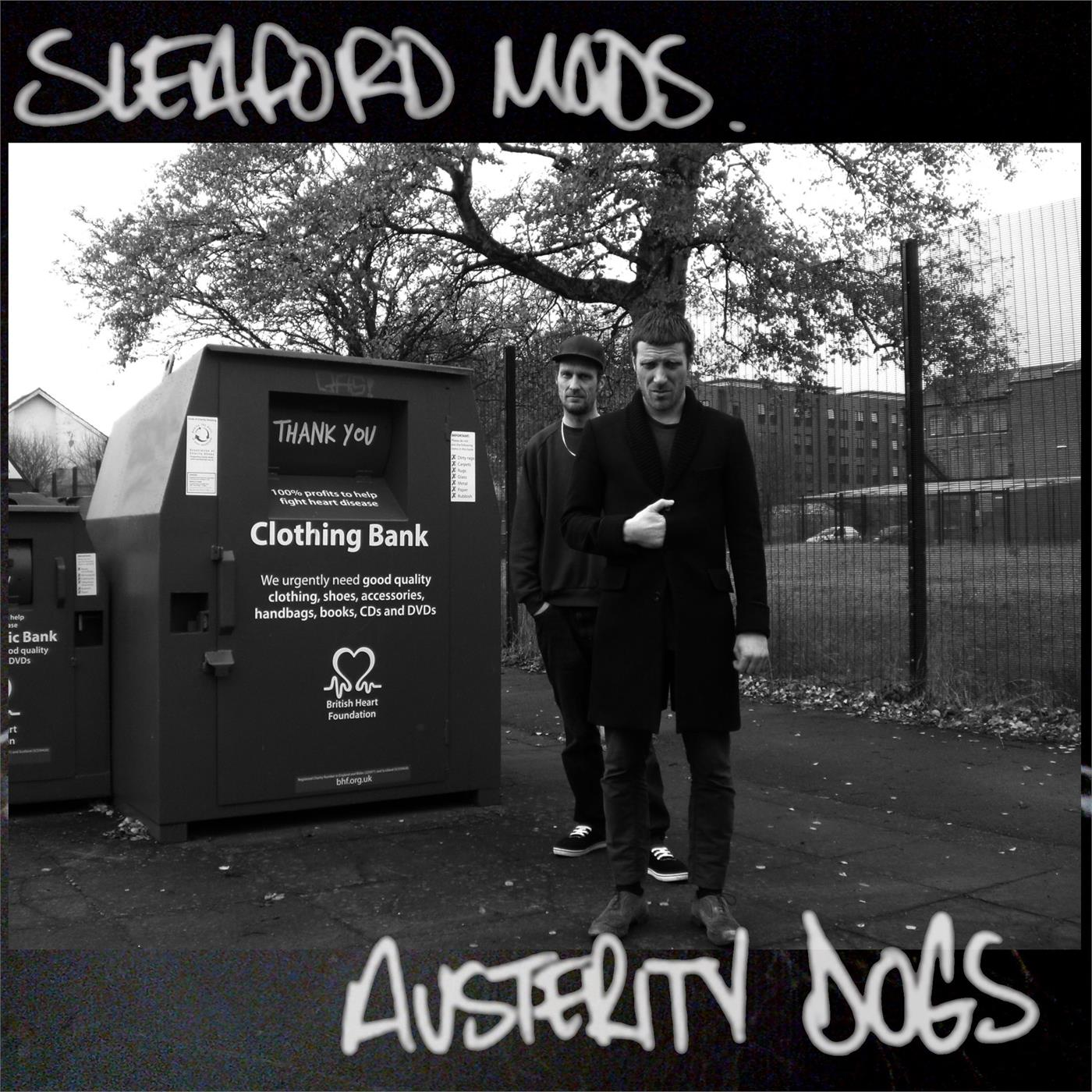 Sleaford Mods - Austerity Dogs [LP]