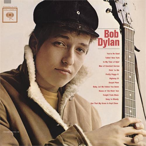 Bob Dylan - Bob Dylan [LP]