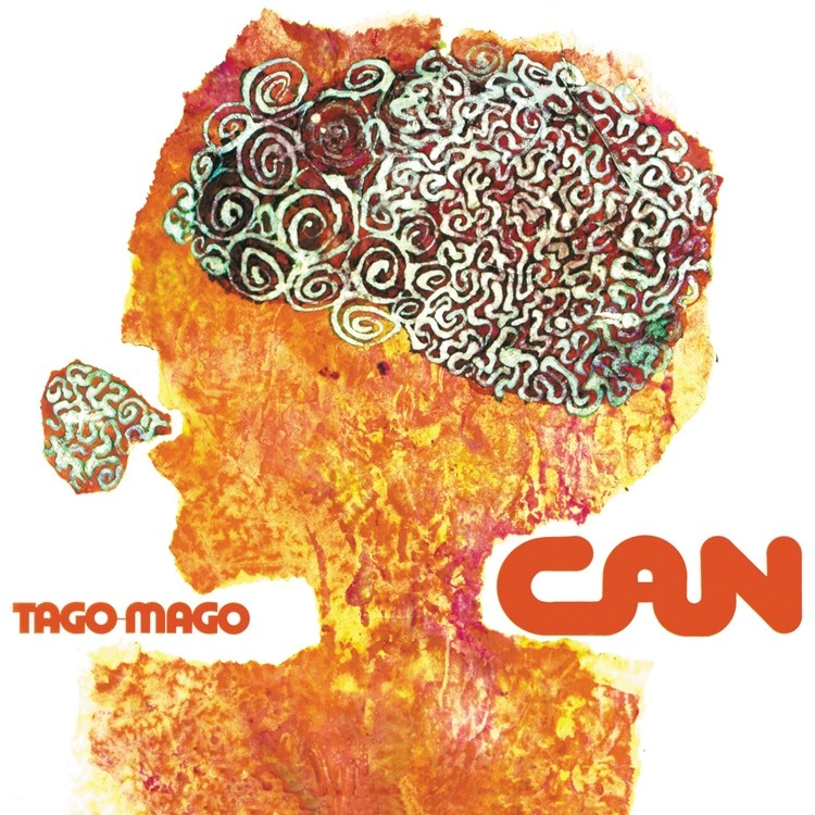Can – Tago Mago [LTD 2xLP] (Orange vinyl)