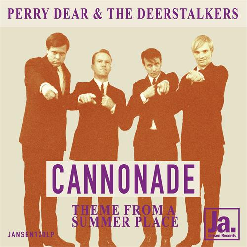 """Perry Dear & The Deerstalkers - Cannonade / Theme From A Summer Place [7""""]"""