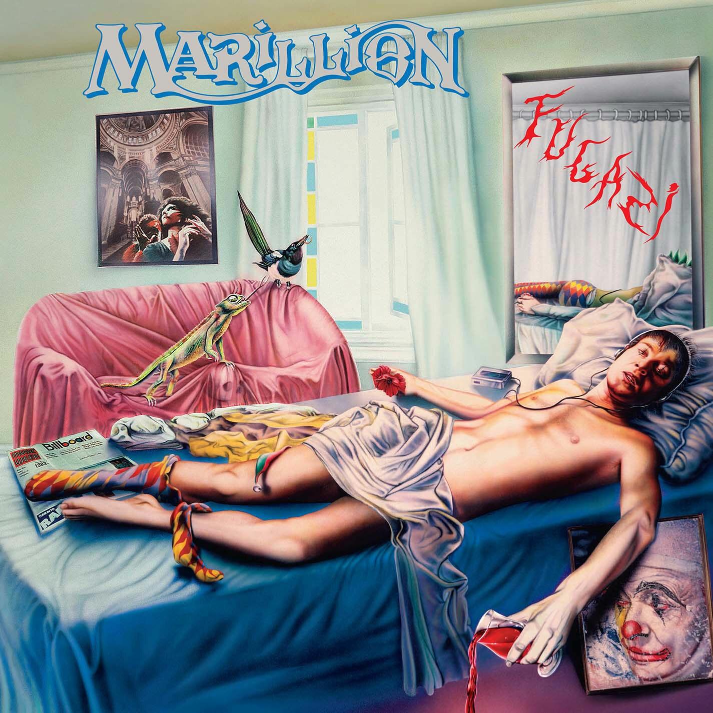Marillion - Fugazi [LTD 4xLP BOX]
