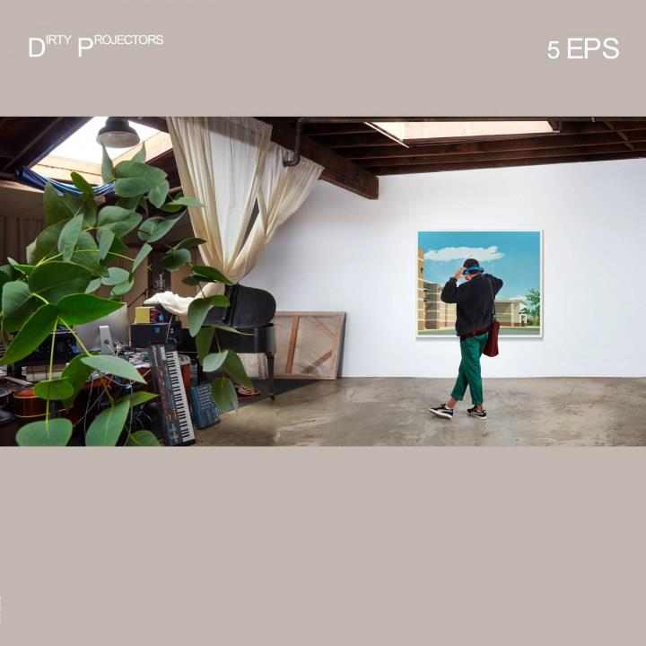 Dirty Projectors - 5EPs [LTD 2xLP] (Crystal Clear coloured)