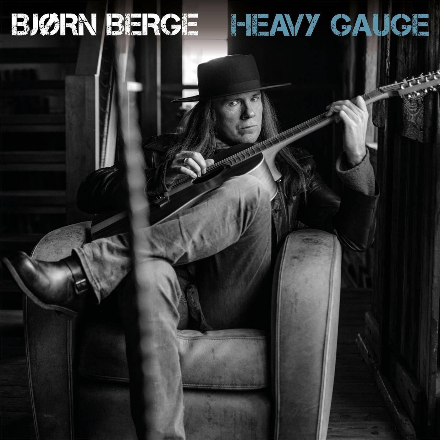 Bjørn Berge - Heavy Gauge [LP]