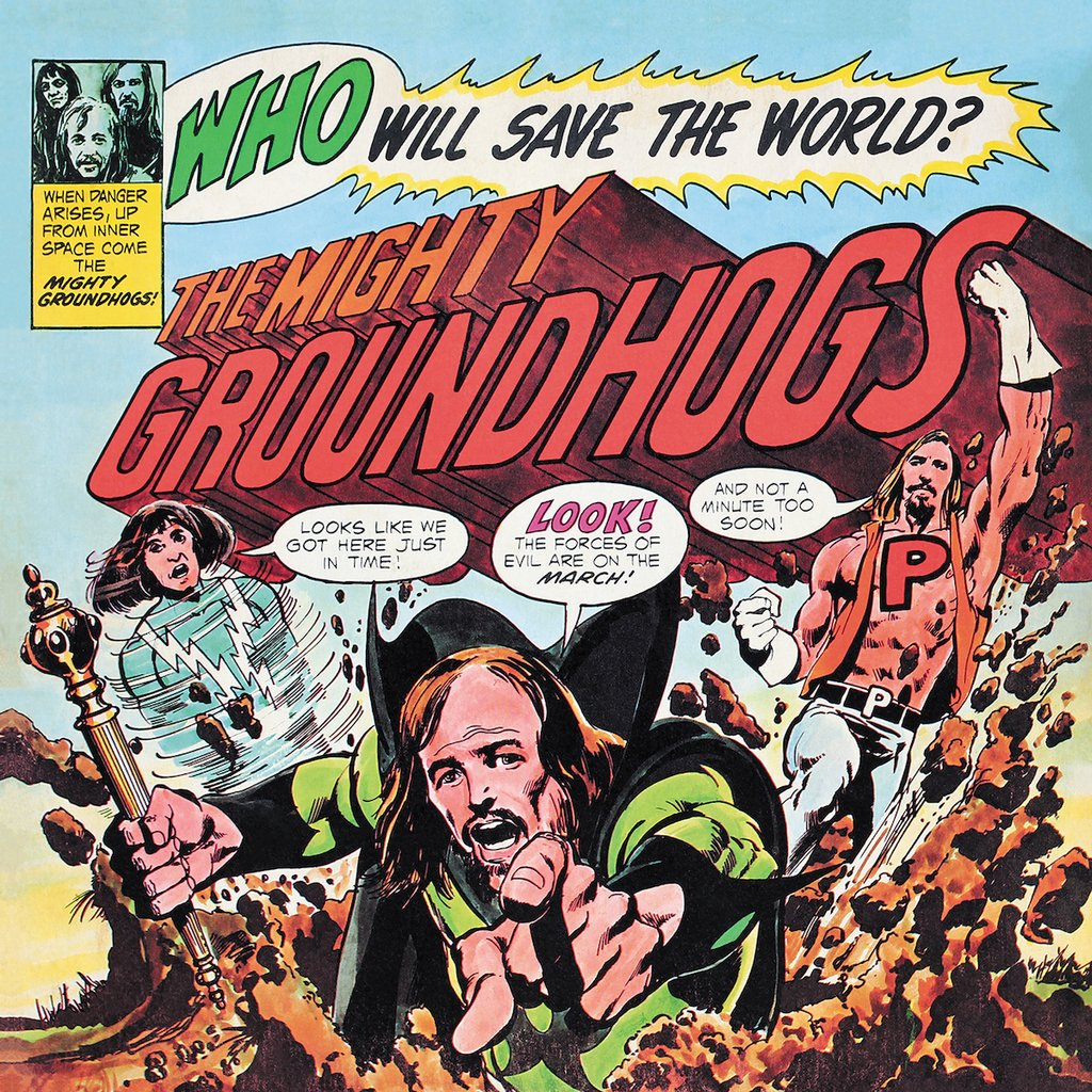 Groundhogs - Who Will Save The World? [LTD LP] (RSD21)