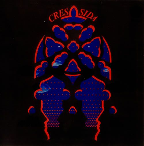 Cressida - Cressida [LP]