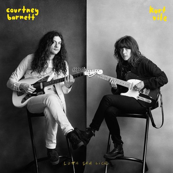 Courtney Barnett & Kurt Vile - Lotta Sea Lice [LP]