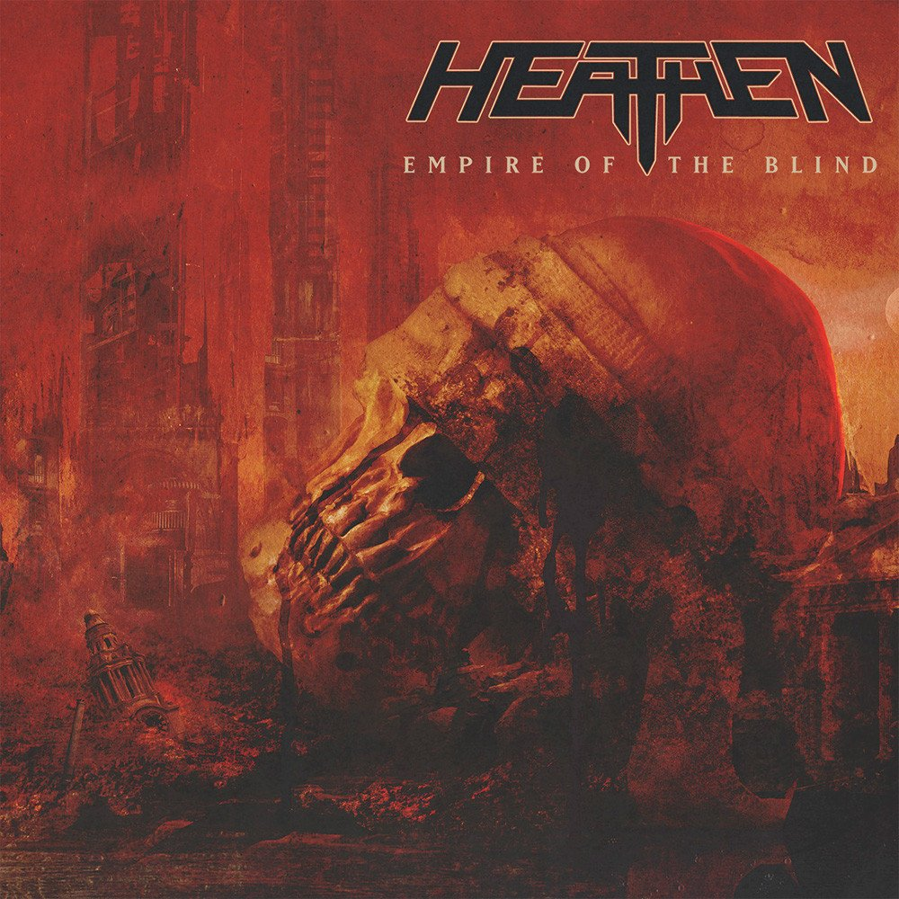 Heathen - Empire of the Blind [2xLP]