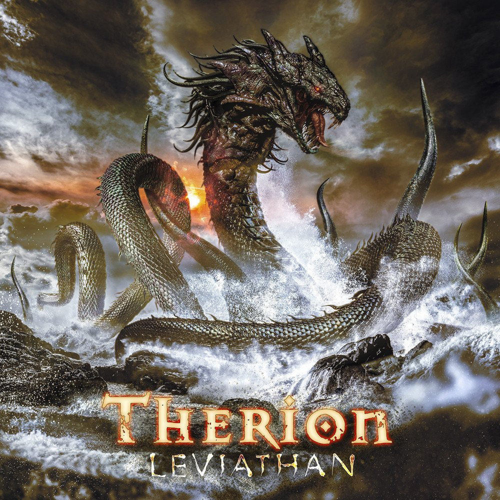 Therion - Leviathan [LP]