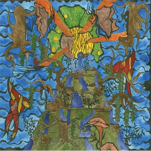 Jordsjø - Pastoralia [LTD LP] (Blue Vinyl)