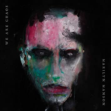 Marilyn Manson - We Are Chaos [LTD LP] (White vinyl)