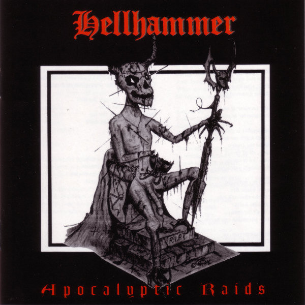 Hellhammer - Apocalyptic Raids [LP]