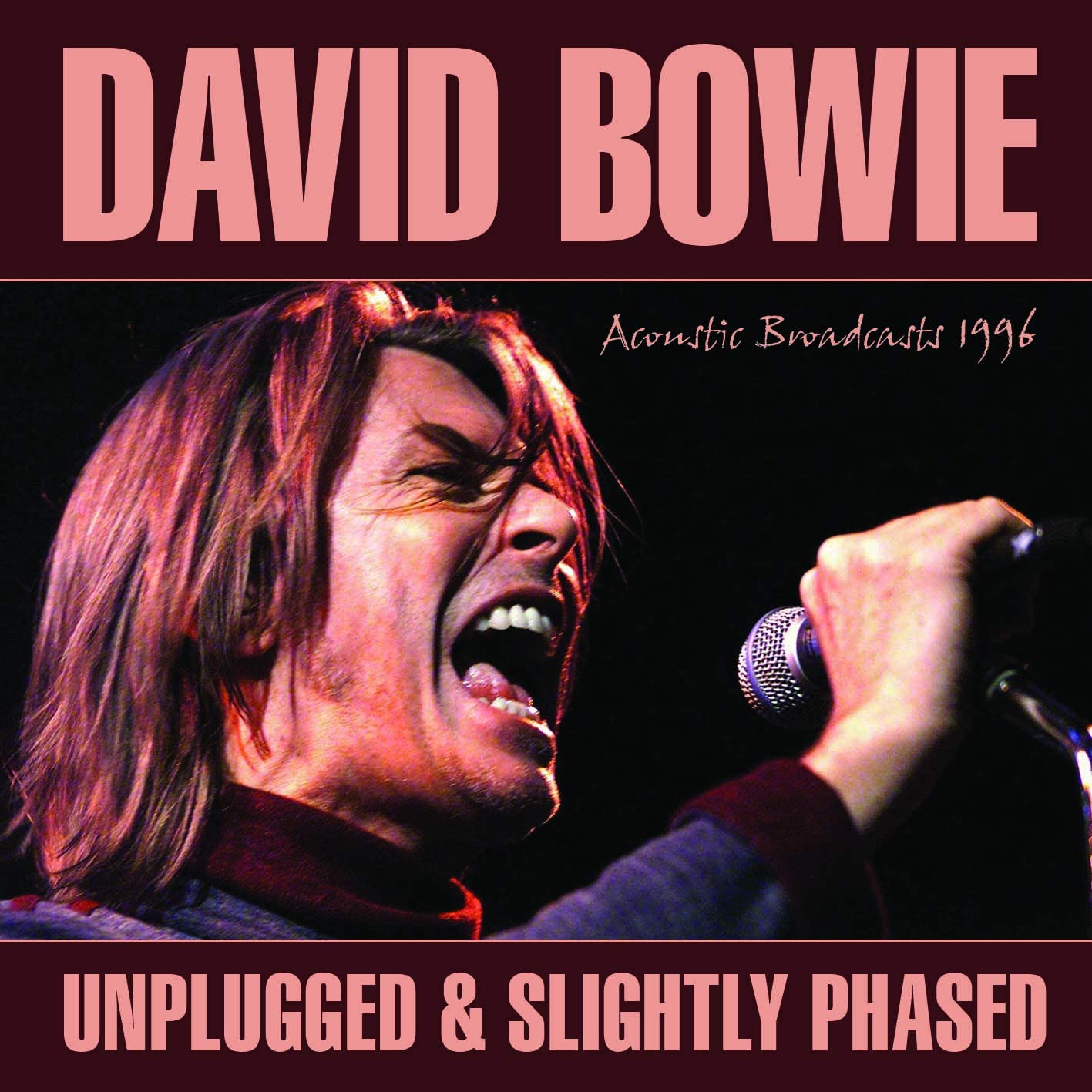 David Bowie - Unplugged & Slightly Phased [2xLP]