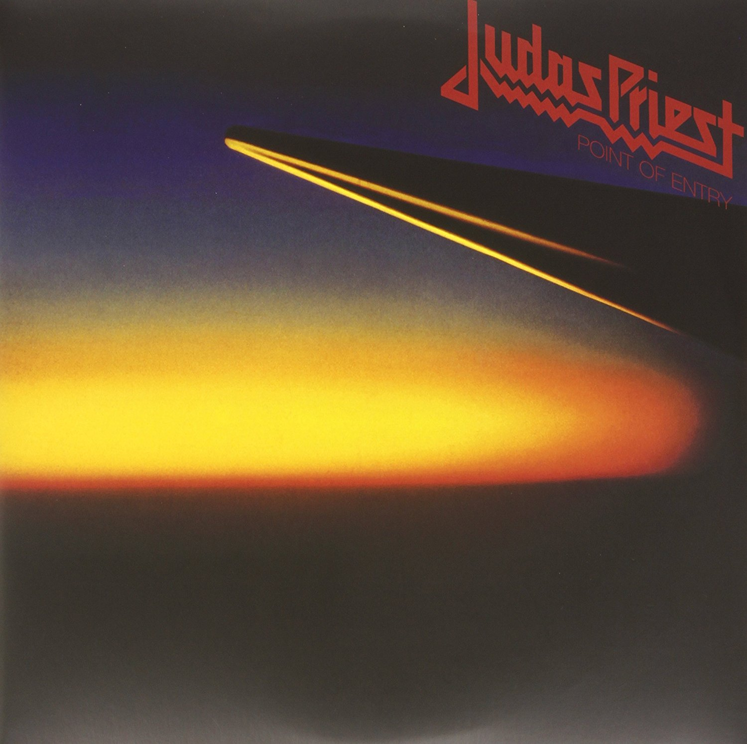 Judas Priest - Point Of Entry [LP]