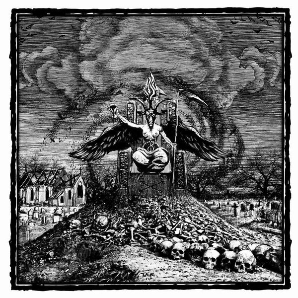 Deus Mortem - Demons Of Matter And The Shells Of The Dead [LTD LP] (White vinyl)