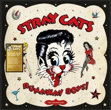 Stray Cats - Runaway Boys [2xLP]